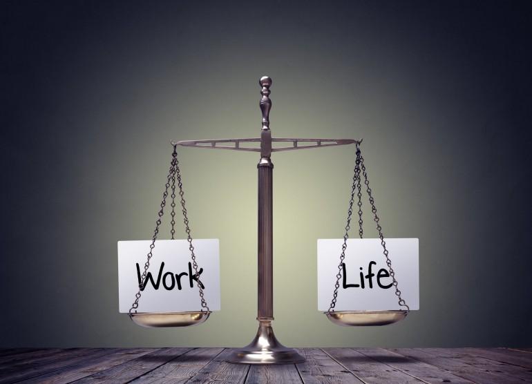 What is Work Life Balance-min