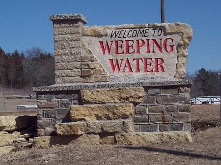 Jim McKee: Weeping Water was home to sewing machine