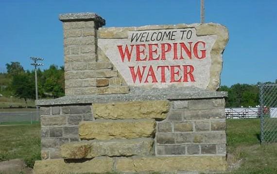 File:Weeping Water, Nebraska Randolph St bridge from SW 1