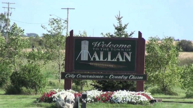 region - allan