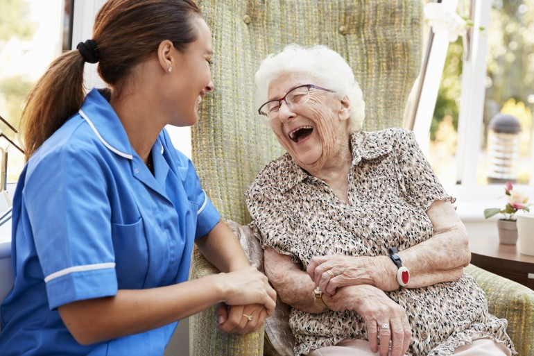 Home Care Month_ How home care can improve mental health-min