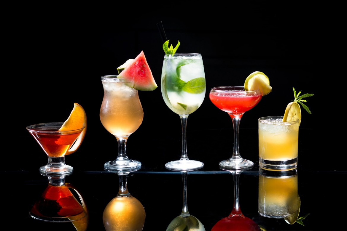 5 Great Mocktails for your Holiday Party!-min